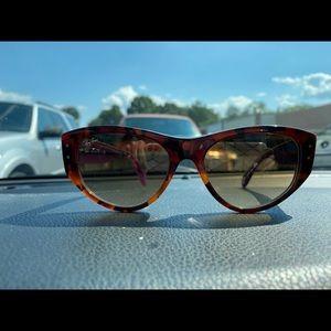 Rayban womens sunglasses